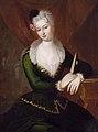 Sophia Susanna Charlotte, Frau von General Dubislav Friedrich von Platen, by German school (ca 1750).jpg