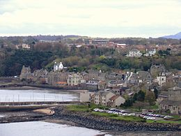 South Queensferry – Veduta