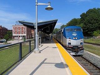 Holyoke station