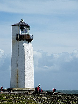 Walter Newall - Image: Southerness Lighthouse Newall