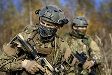 Russian Federation Special operations forces
