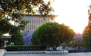 Harvey Mudd College - The former Norman F. Sprague Memorial Library