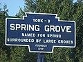 Spring Grove, PA Keystone Marker.jpg