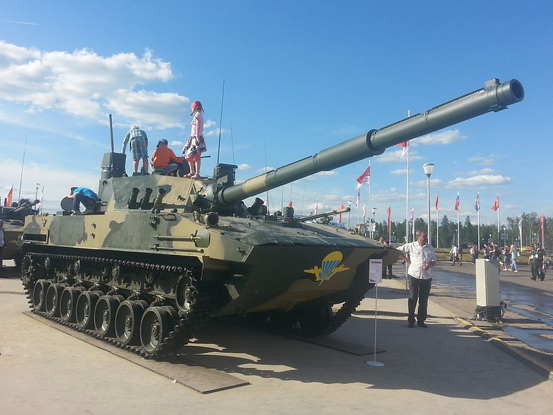 Russian Gun Artillery: Discussion Thread - Page 12 800px-Sprut-SDM-1_at_the_exhibition_Army-2015