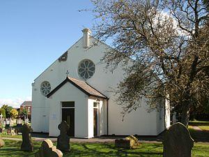 George Haydock - Image: St. Andrew's and Blessed George Haydock's Catholic Church, Cottam, Lancashire, UK