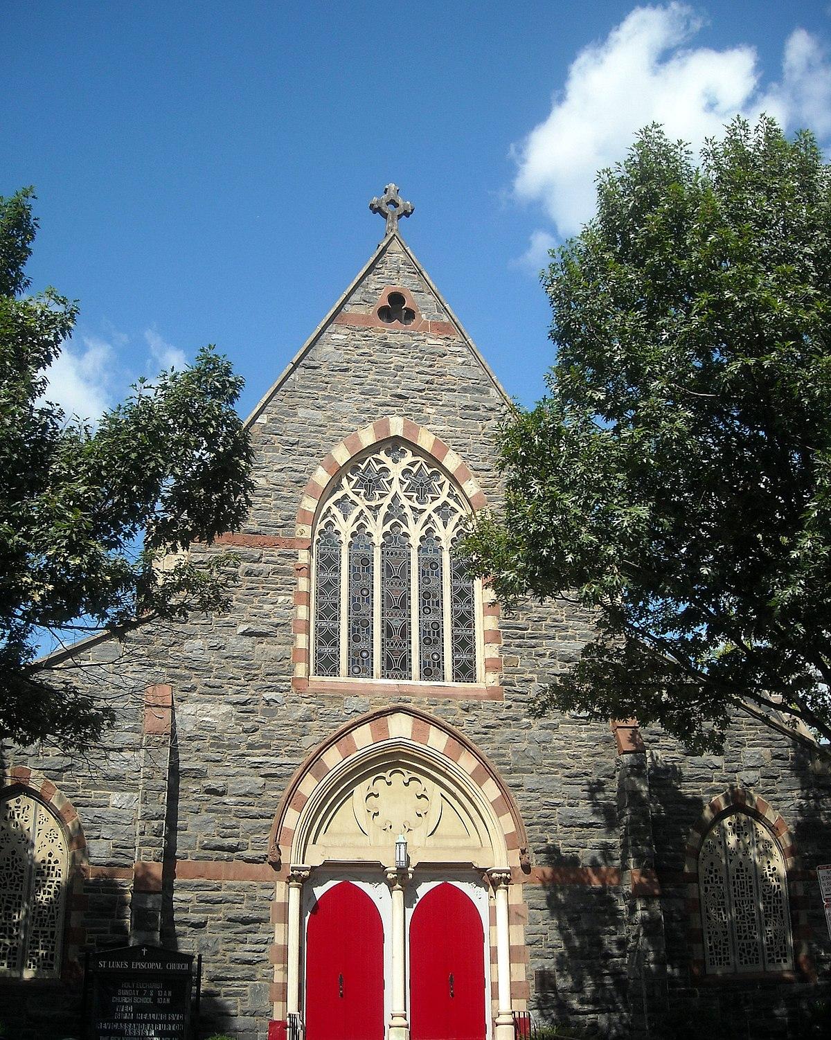 St Lukes Episcopal Church Washington Dc Wikipedia