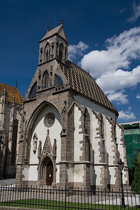 Image illustrative de l'article Église Saint-Michel de Košice