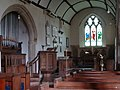 St. Petroc's church Harford - interior (2) - geograph.org.uk - 1419088.jpg