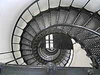 StAugustineLighthouse StairsLookingDown.jpg