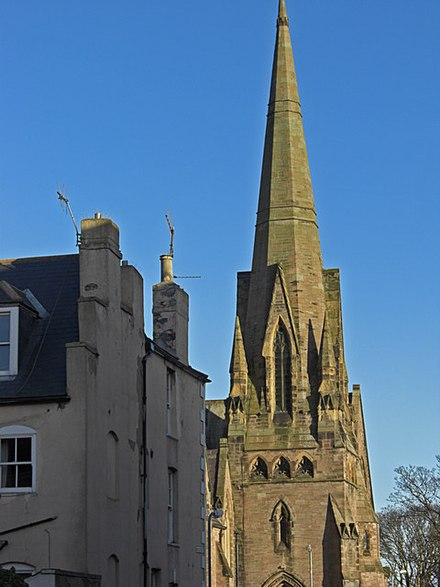 St Andrew's Church, Wallace Green St Andrews Wallace Green - geograph.org.uk - 1120391.jpg