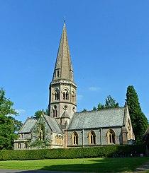 St Barnabas' Church, Ranmore Common Road, Ranmore Common (NHLE Code 1189879).JPG