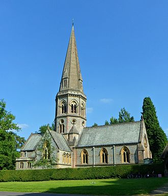Denbies - Completed in 1859, St Barnabas' Church was constructed during a period of expansion and development of the estate.