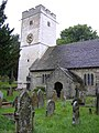 St Cattwg's church, Gelligaer - geograph.org.uk - 429640.jpg