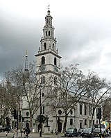 St Clement Danes, Strand (geograph 5590980).jpg