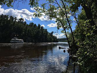 St. Croix River (Wisconsin–Minnesota) - St Croix River, MN