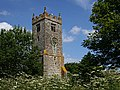 St Illogan Church Bell Tower - geograph.org.uk - 188951.jpg