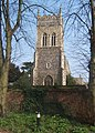St Margaret's Church tower - geograph.org.uk - 1233491.jpg