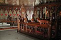 St Mark, Dalston, London E8 - Choir stalls - geograph.org.uk - 1680062.jpg