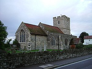 Wennington, London - Image: St Mary and St Peter's Wennington geograph.org.uk 53885