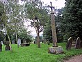 St Matthew's Church, Hutton Buscel - Churchyard - geograph.org.uk - 495128.jpg
