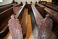 St Michael's Church - interior, view of pews.jpg