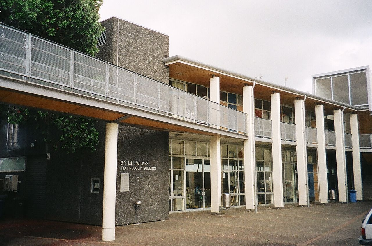 File:St Peter's College, Bro Wilkes Technology Building ...