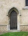 St Peter's church - the priest door - geograph.org.uk - 1405746.jpg