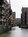 St Saviour's Dock, Jacob's Island, River Thames, London 02.jpg