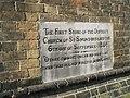 St Simon's Foundation Stone - geograph.org.uk - 674718.jpg