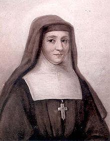 Juana Francisca Fremiot de Chantal.