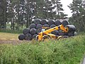 Stacking bales - geograph.org.uk - 562752.jpg
