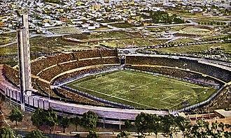 1995 Copa América - Image: Stad de centario uruguay 1930 montevideo