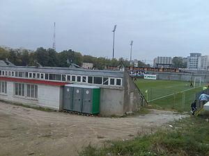 Stadionul Florea Dumitrache - Florea Dumitrache stadium