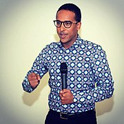 Stadtrat Nasser Ahmed