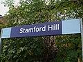 Stamford Hill stn signage.JPG