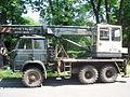 Star 266-based crane truck in Warsaw.jpg