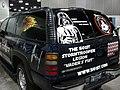 Star Wars Celebration IV - Fan's custom 501st Legion Imperial car (back) (4878277419).jpg