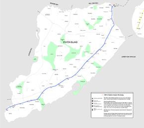 Staten Island Railroad Conductor