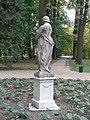 Statue of Herakles in Łazienki Park, Warsaw, Poland 5.jpg