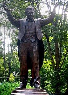 Statua di Plácido Domingo, Città del Messico