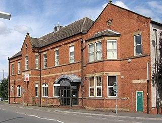 Staveley, Derbyshire town in Derbyshire, England, United Kingdom