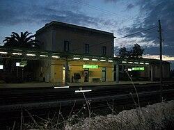 Stazione di Gagliano Leuca FSE.JPG