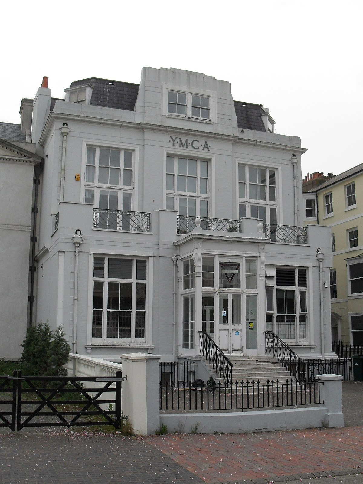 Steine house wikipedia for Brighton house