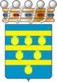 Stemma Famiglia d'Agostino con Corona Baronale.png