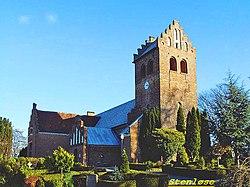 Billedresultat for stenløse kirke
