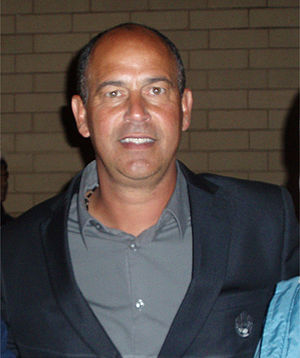 Trinidad and Tobago national football team - former national team manager Stephen Hart