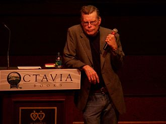 Stephen King - Stephen King in 2011
