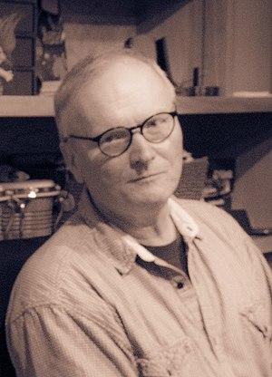 Steve O'Donnell (writer) - Steve O'Donnell in 2013