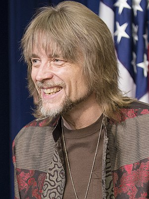 Steve Whitmire - Whitmire at a White House screening of Muppets Most Wanted in 2014.