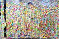 Sticky Notes Wall outside Hong Kong Goverment Building, during 2014 Occupy Central - panoramio.jpg